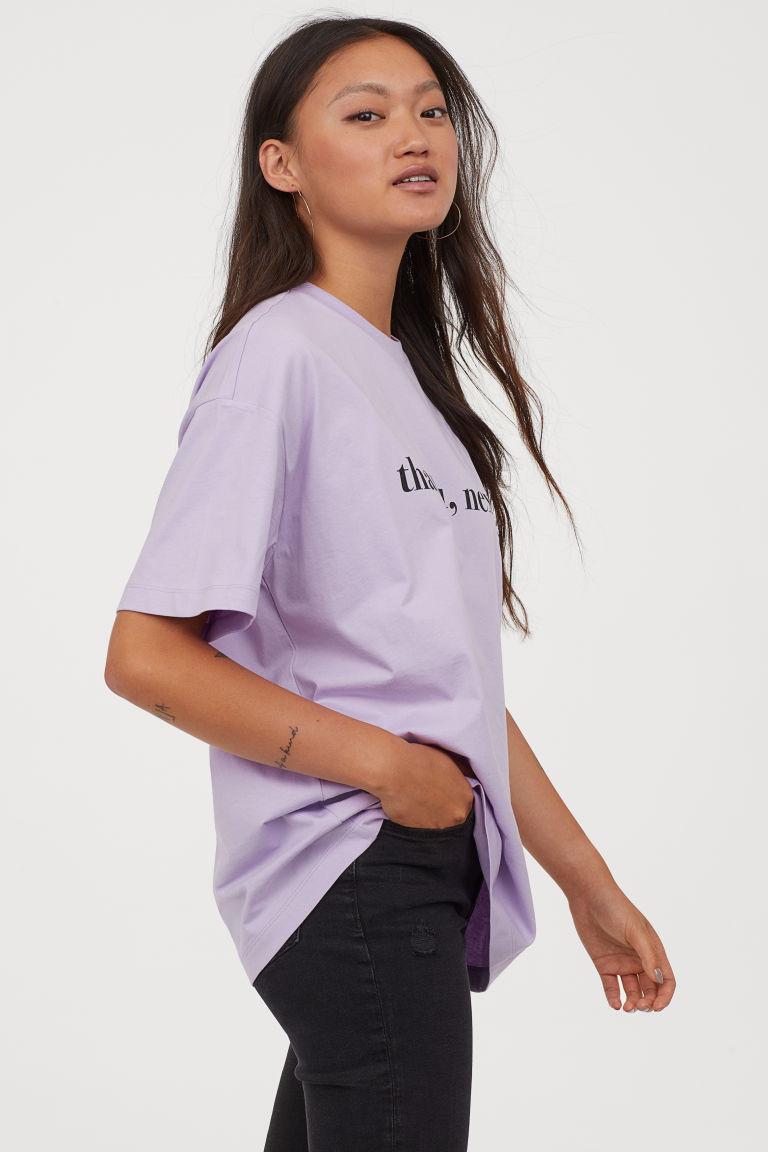T-shirt arianna Grande H&M