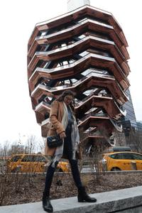 The vessel à New York