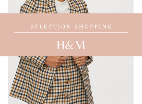 Sélection shopping H&M | Shopping