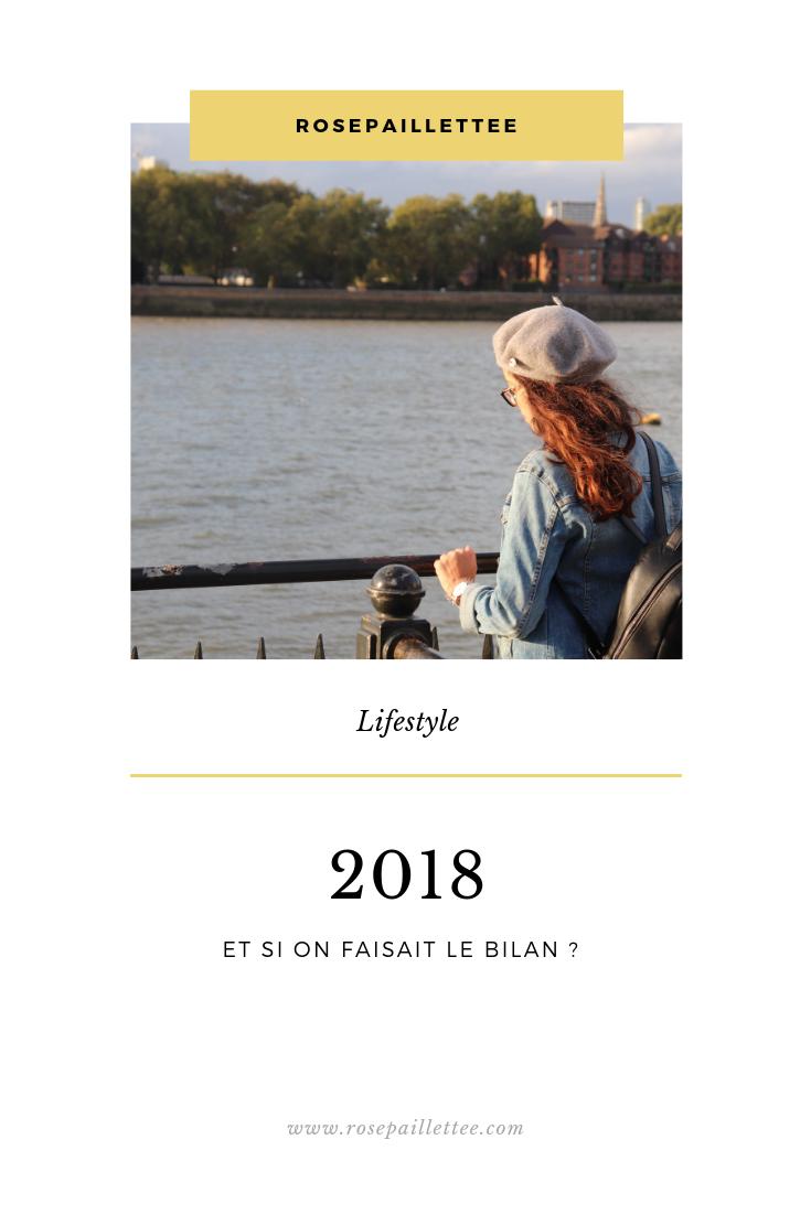 2018 et si on faisait le Bilan ?