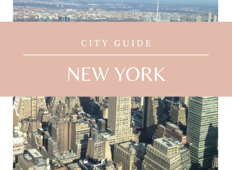 City guide : New York | Travel