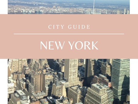 City guide : New York | Travel
