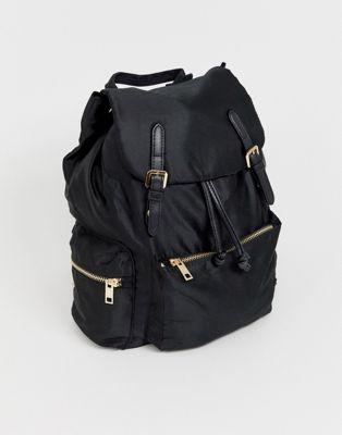 sac à dos noir pimkie
