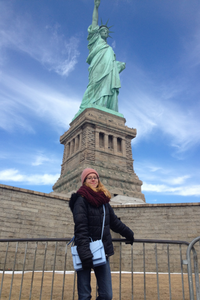 Ellis Island et La statue de la liberté