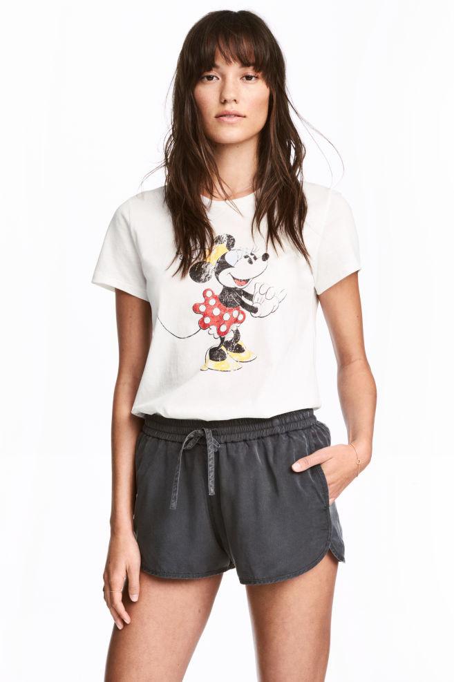 T-shirt minnie de chez H&M
