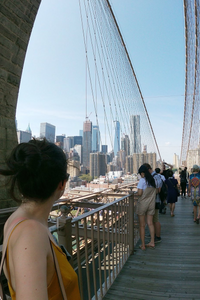 Brooklyn Bridge et DUMBO Brooklyn