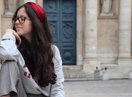 Un look de college girl | OOTD