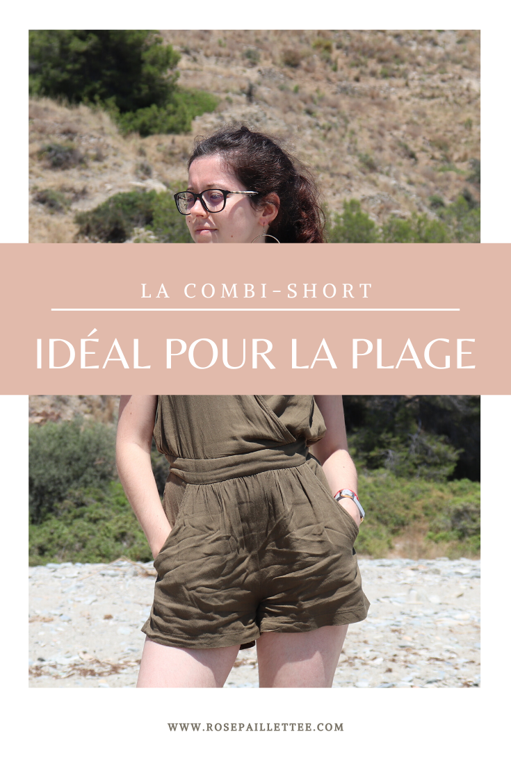 La combi-short idéal pour la plage