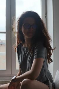 photo de rosepaillettee le t-shirt à l'envers pour la fashion revolution week