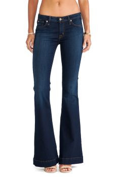 Le jeans flare