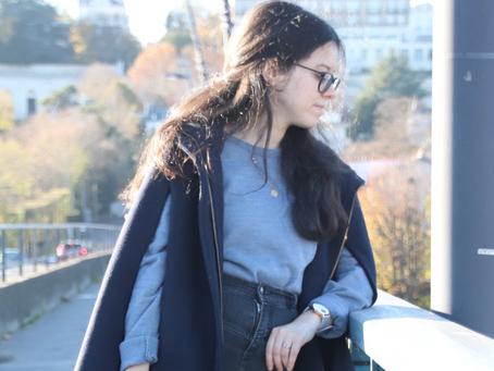 Comment porter la cape ? | OOTD