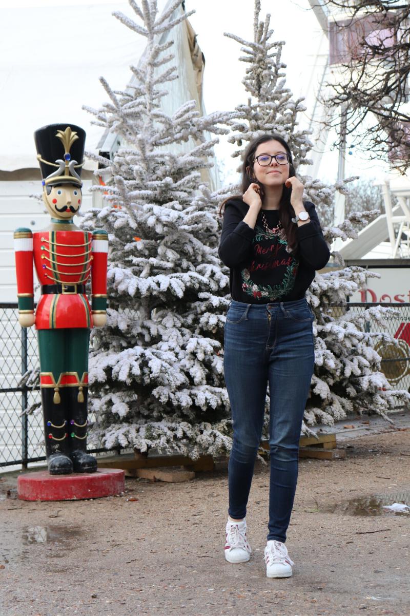 Journée internationnal du pull de Noël