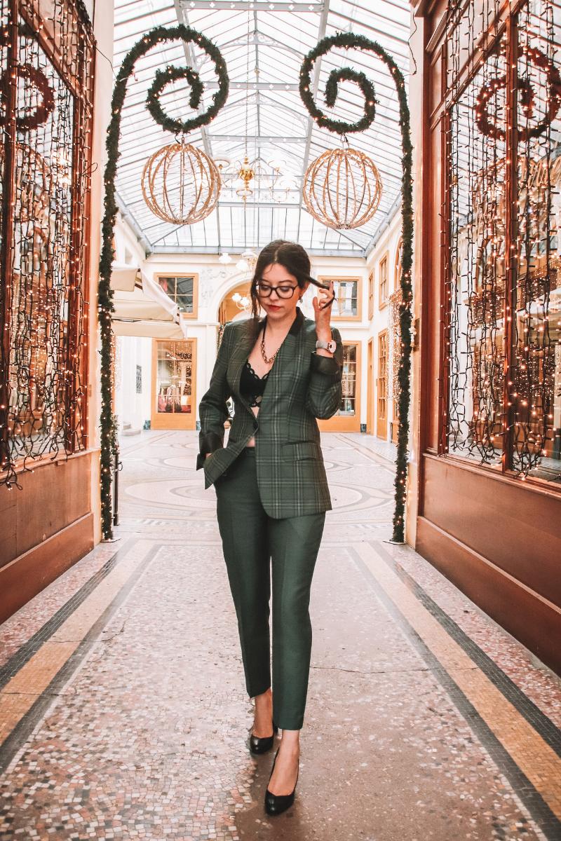Adopter le costume vert pour les fêtes