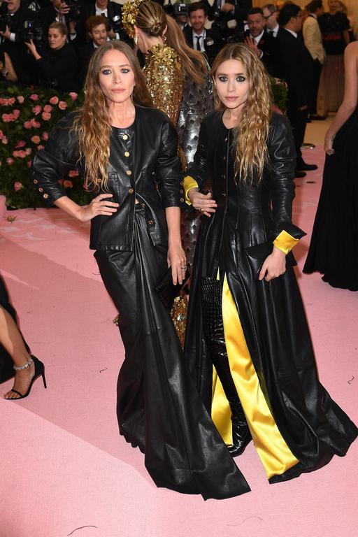 Mary Kate et Ashley Olsen en Chanel au met gala 2019