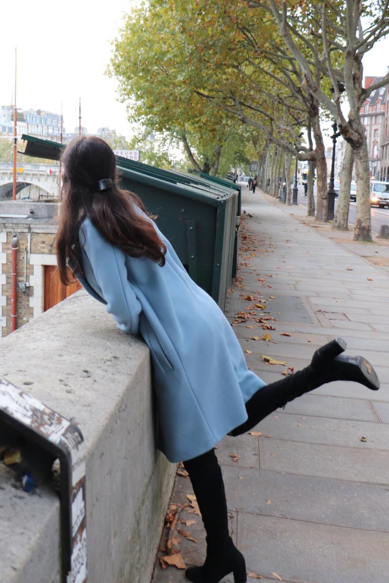 mes obsessions mode du moment : Fall manteau lainage