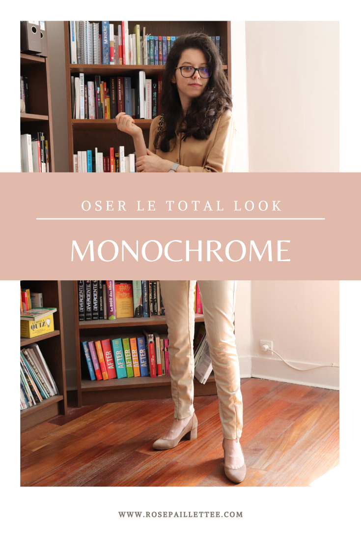 Oser le total look monochrome