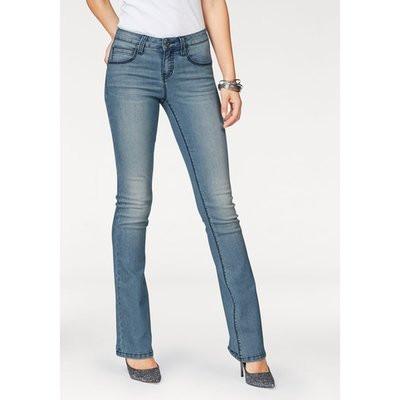 Le jeans bootcut