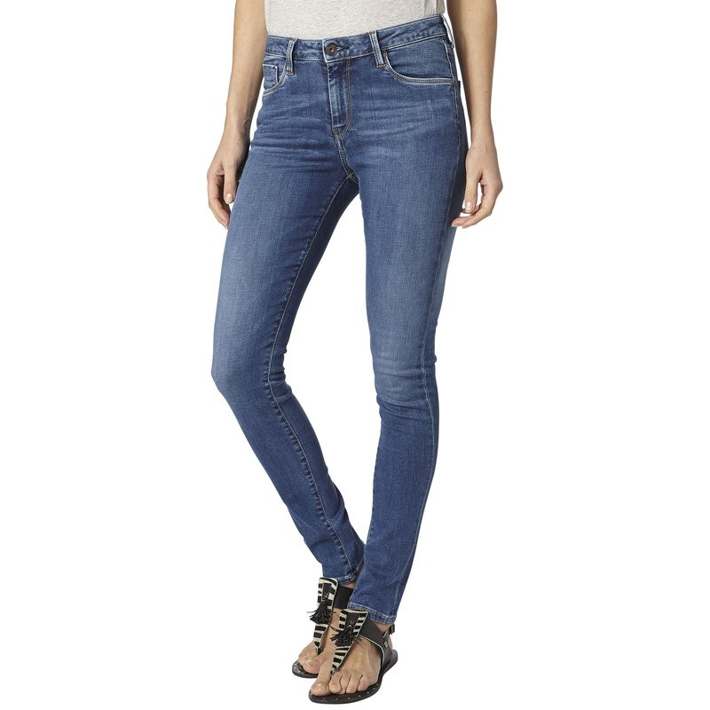 Le jeans skinny