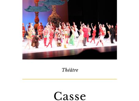 Casse noisette | Sortie