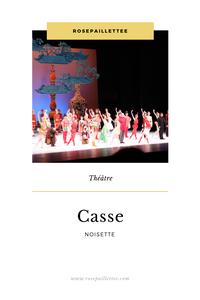 Casse noisette à la seine musical