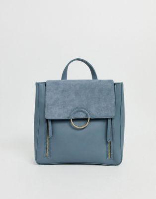 sac à dos bleu forever new