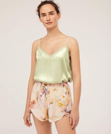 set de pyjama fleuris oysho