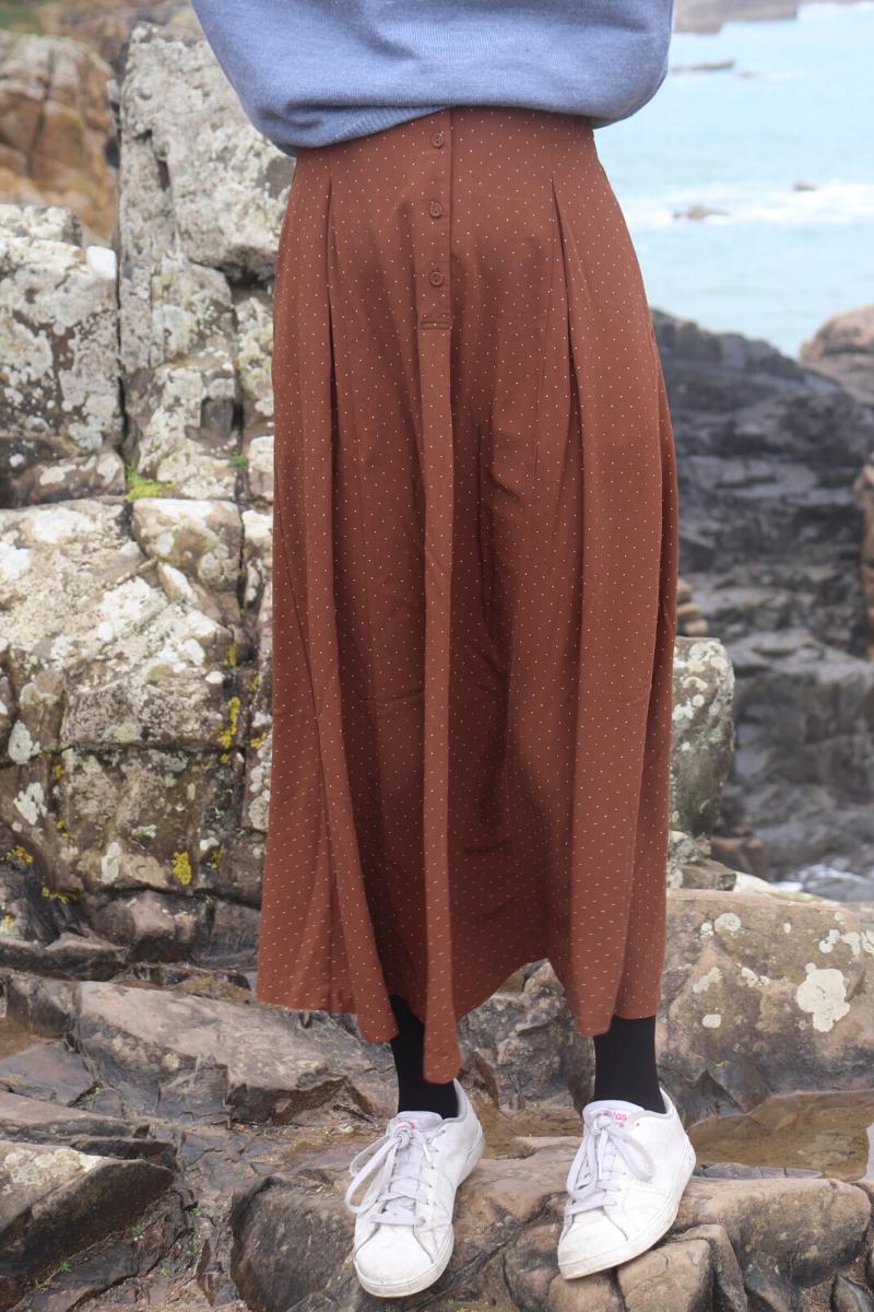 Robe légère en hiver
