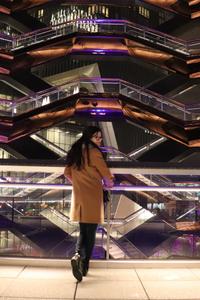 The vessel de nuit à New york