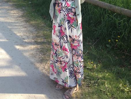 Comment porter la robe longue quand on est petite ?  Mode