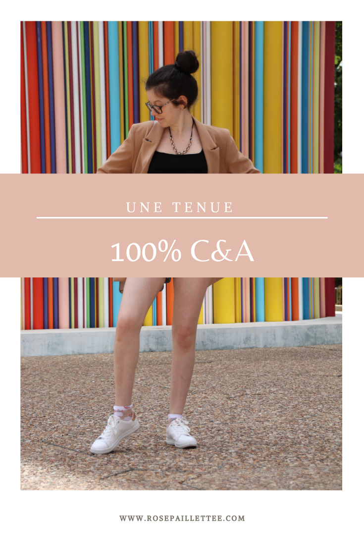 une tenue 100% C&A