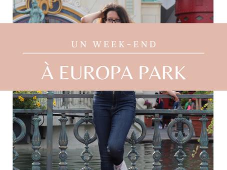 Un week-end à Europa-park | Travel