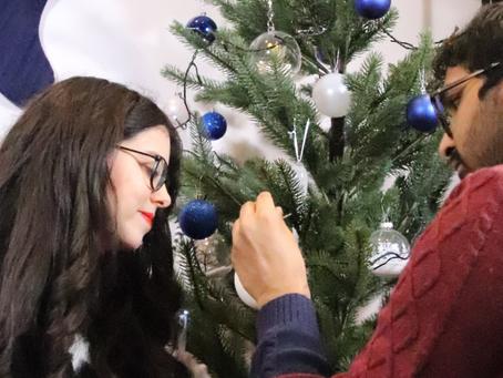Comment s'habiller si on fête noël chez les beaux-parents ? | OOTD