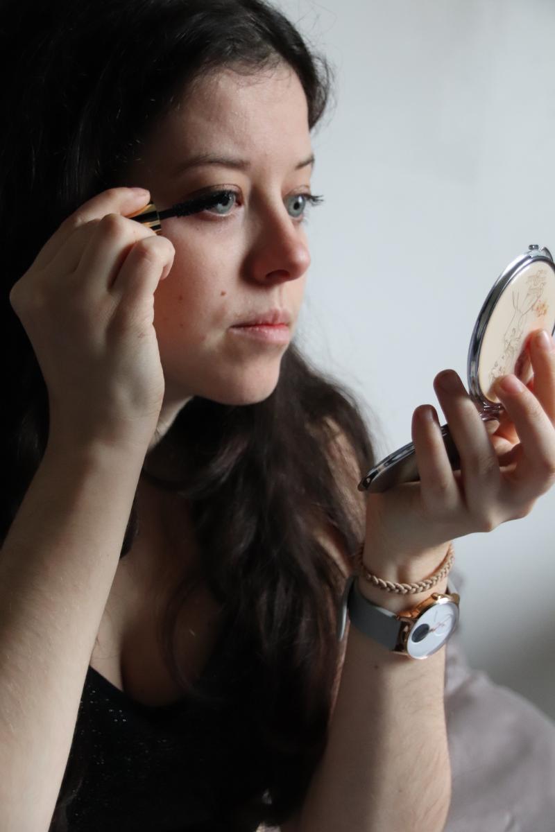 un maquillage simple et rapide pour tous les jours