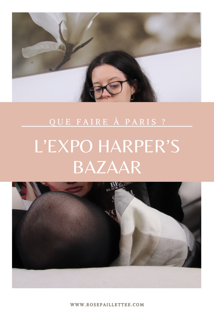 Exposition Harper's bazaar