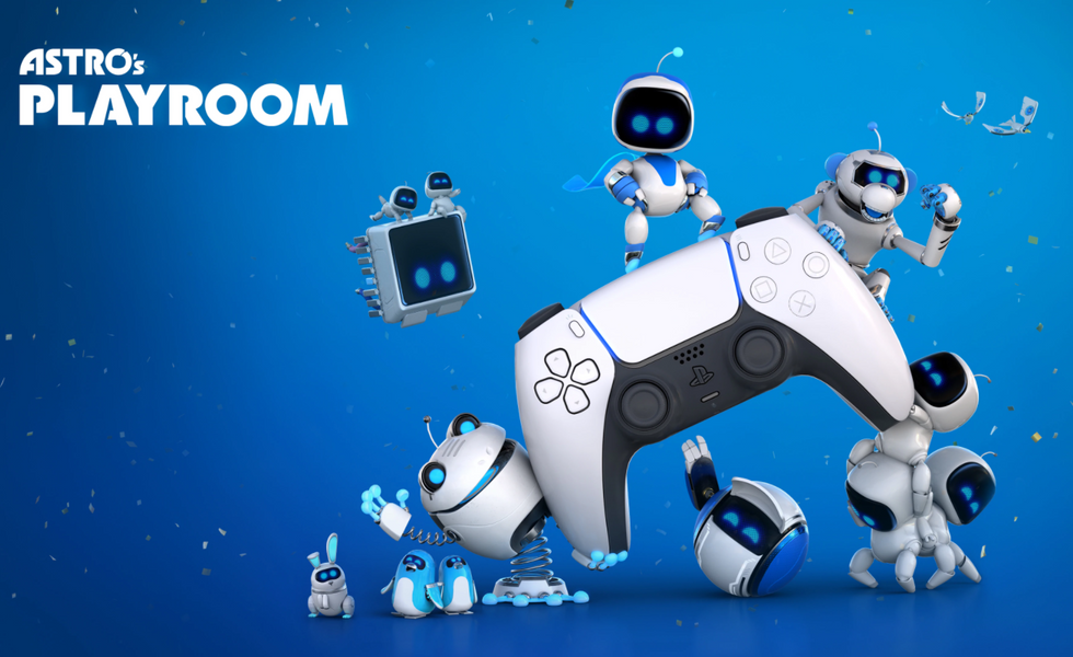 Astro's Playroom, developed by Japan Studios