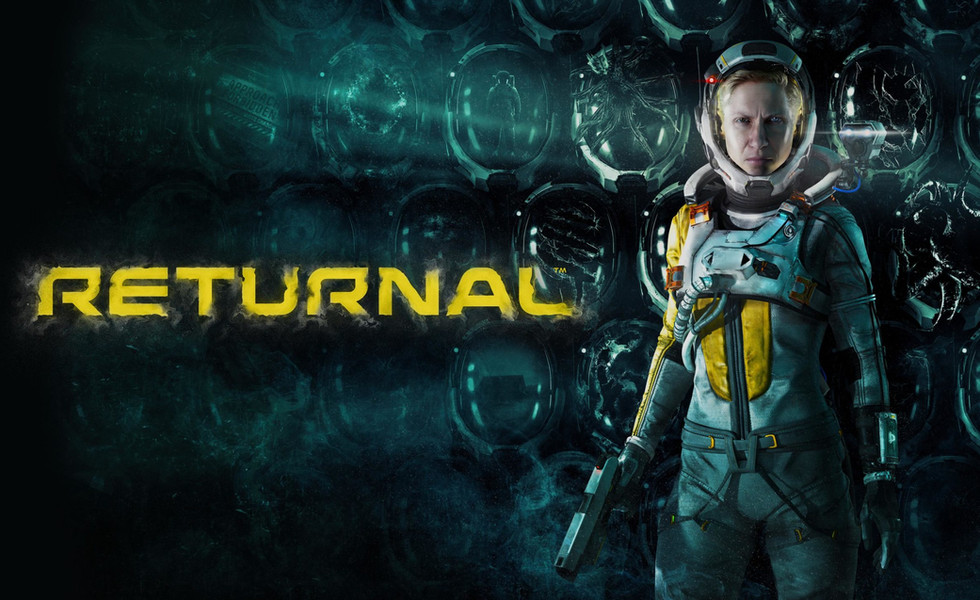 Returnal, developed by Housemarque