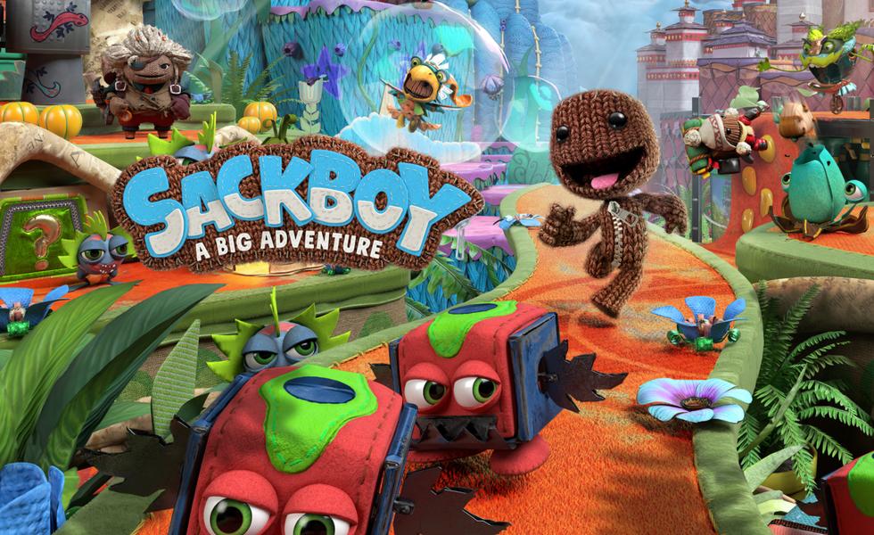 Sackboy: A Big Adventure, developed by Sumo Digital