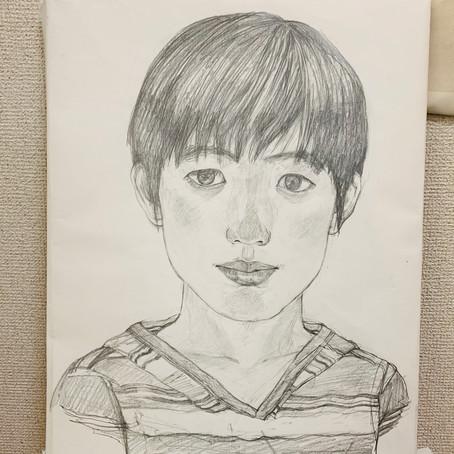 肖像画のご依頼 part.2