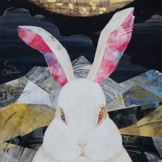 サンガクウサギ