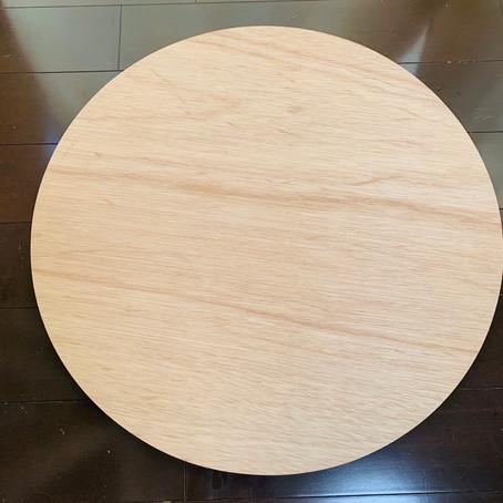円形パネル
