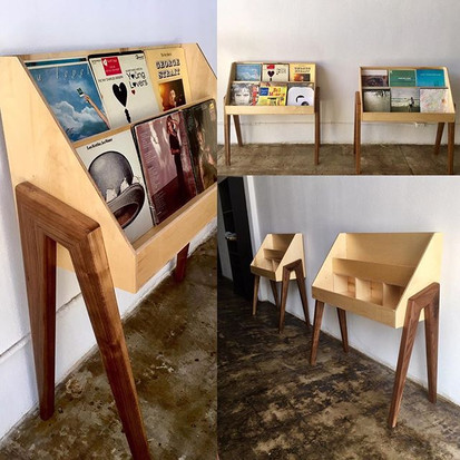 Record Stands