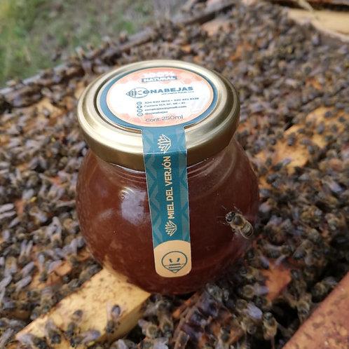 Miel de abejas 250 ml