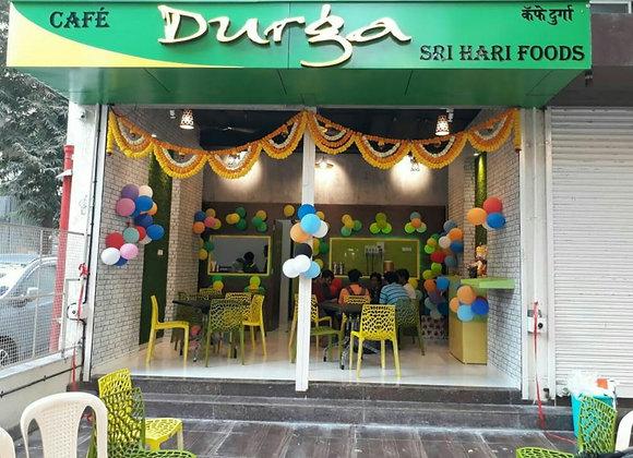 Cafe Durga Franchisee
