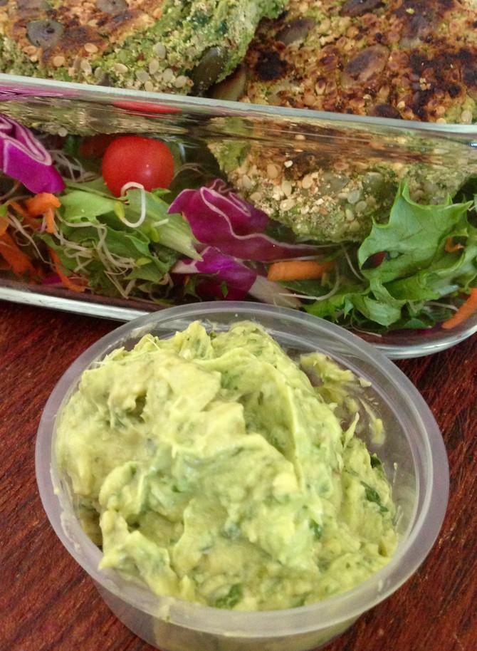 recipe - avocado cream