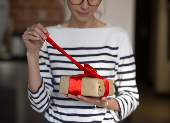 Gift Certificate -Stress Free Package