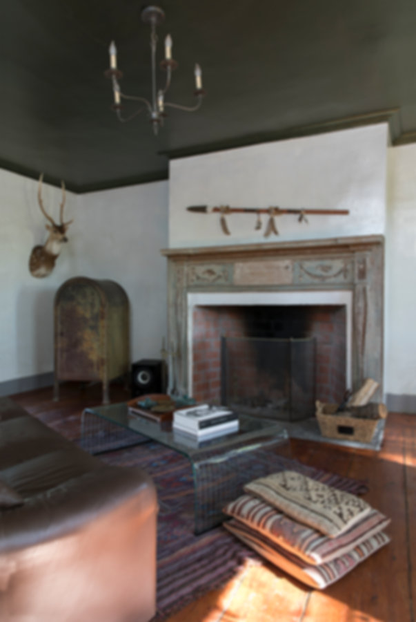LIVING ROOM, STONEHOUSE, DEAR, MAILBOX, SPEAR, INDIAN, FIERPLACE,