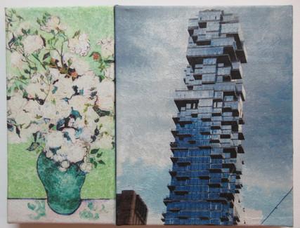 Homage to Vincent Van Gogh #2