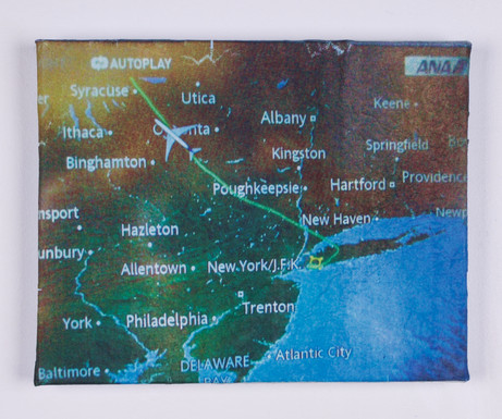 Flight Maps #6