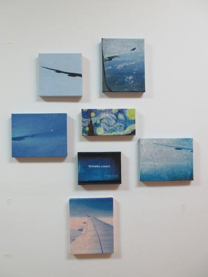 Sky / Homage to Vincent Van Gogh