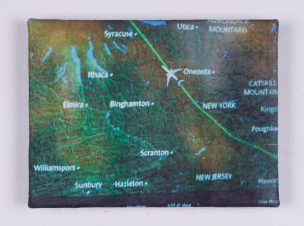 Flight Maps #4
